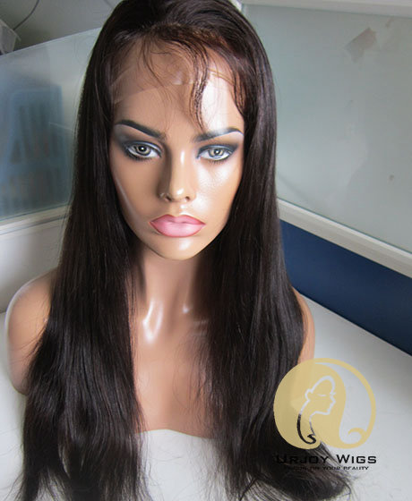 Medical wigs wigs for cancer patients or medical hair loss Virgin Brazilian Hair Full Silicon Wig