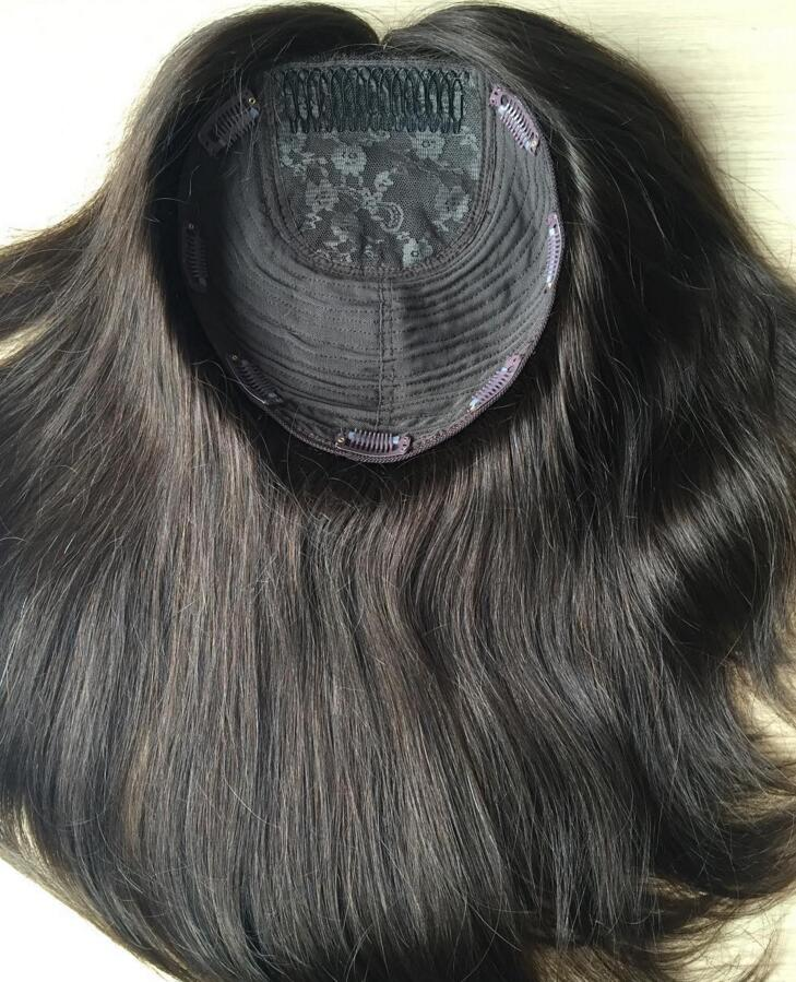 Fine Mongolian hair Kippah Fall