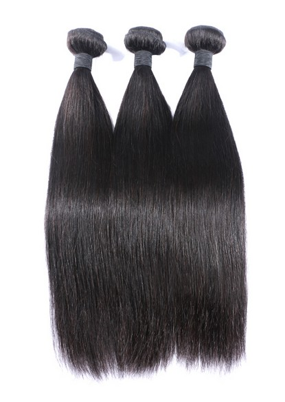 Wholesale silky straight hair bundles top 10A quality no tangle no shedding