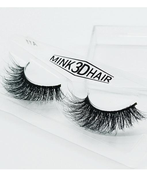 3D Mink Eyelashes Wholesale A-11